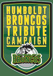 Humboldt Broncos Tribute Campaign